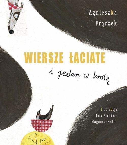 Wiersze łaciate i jeden w kratę Frączek Agnieszka
