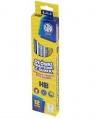 Ołówek grafitowy z gumką HB (12 szt.)
