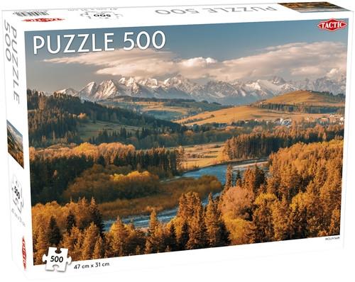 Puzzle 500: Góry