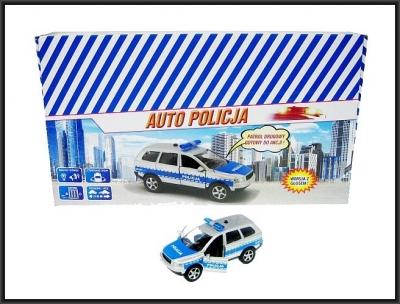 Samochód  policyjny Hipo (HKG094)