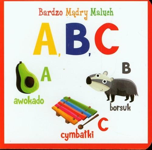 Litery ABC Bardzo mądry maluch