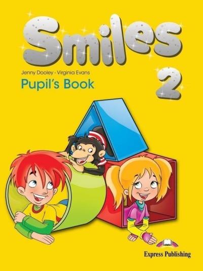 Smileys 2 PB International EXPRESS PUBLISHING Virginia Evans, Jenny Dooley