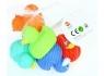 Zabawki do kąpieli kaczki 6el