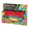Kredki Jumbo - 5 kolorów neonowych, 5 kolorów metalicznych