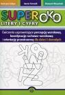Superoko Litery i cyfry Ćwiczenia usprawniające percepcję wzrokową, Szłapa Katarzyna, Tomasik Iwona, Wrzesiński Sławomir