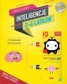 IQ Inteligencja logiczna i rozwój mózgu dla 2-4 latków z poradami psychologa. Książki z naklejkami.