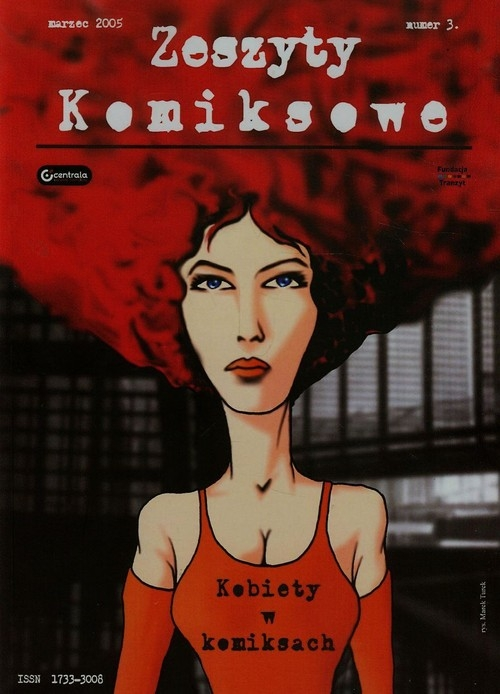 Zeszyty komiksowe nr 3 Kobiety w komiksach