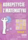 Korepetycje z matematyki 1 Algebra Liczby i działania