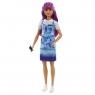 Barbie Kariera: Fryzjerka (DVF50/GTW36)