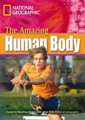 FRL Amazing Human Body +CD (lev.2600)
