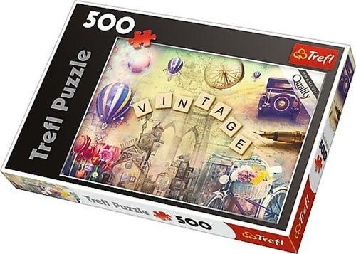 Puzzle Vinatge 500 elementów (37240)