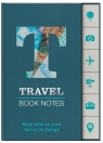 Book Notes - Travel - znaczniki podróże