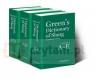 Green's Dictionary of Slang (3 vols set)