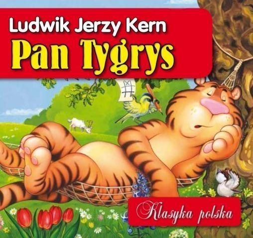 Pan Tygrys Klasyka polska Kern Ludwik Jerzy