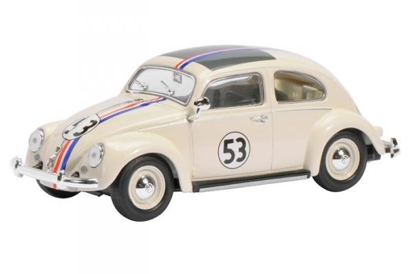 SCHUCO Volkswagen Käfer #53 Rallye