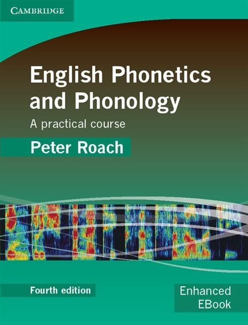 English Phonetics and Phonology + 2CD Roach Peter