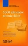 5000 idiomów niemieckich Czochralski Jan, Ludwig Klaus-Dieter