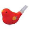 Wodny Gwizdek Ptak czerwony