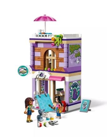 Lego Friends: Atelier Emmy (41365)