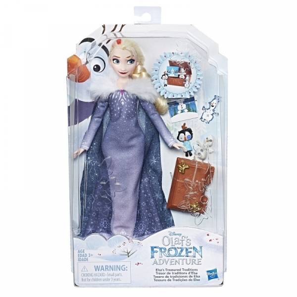 Frozen Elsa tradycyjna (C3382/C3383)