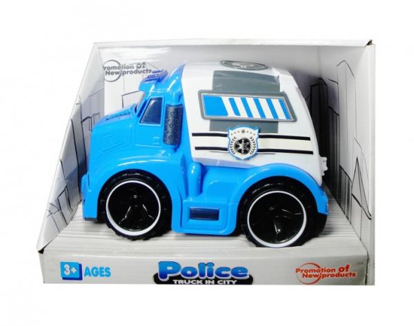 Ciężarówka policyjna