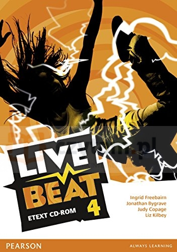 Live Beat GL 4 eText CD-ROM (Active Teach IWB)