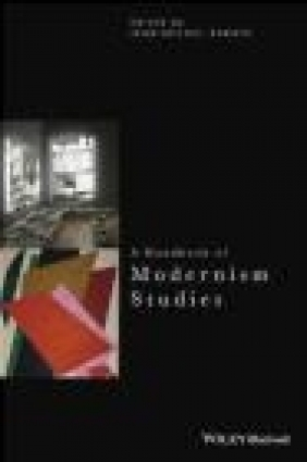 A Handbook of Modernism Studies Jean-Michel Rabate