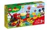 Lego Duplo Disney: Urodzinowy pociąg myszek Miki i Minnie (10941)