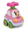 Samochodzik Press&Go Minnie