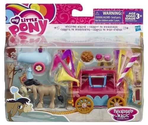 My Little Pony Friendship Magic Zestaw przyjaciół (B3597)