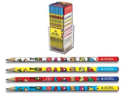 Ołówek samochody Adel (2061130724990)