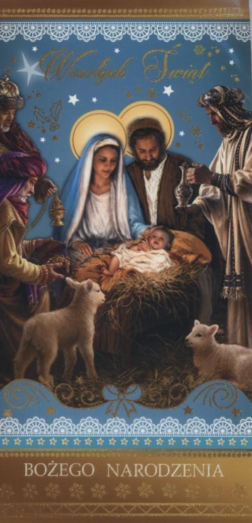 Karnet Boże Narodzenie DL-BN druk 160204