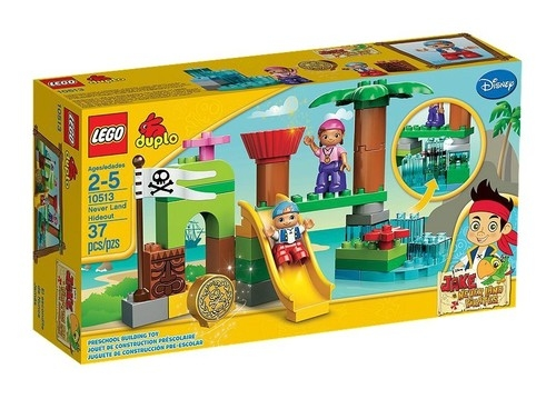 Lego Jake Never Land Hideout 	 (10513)