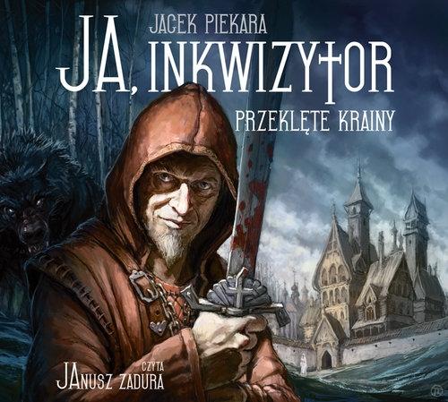 Ja, inkwizytor Przeklęte krainy - CD (Audiobook) Piekara Jacek