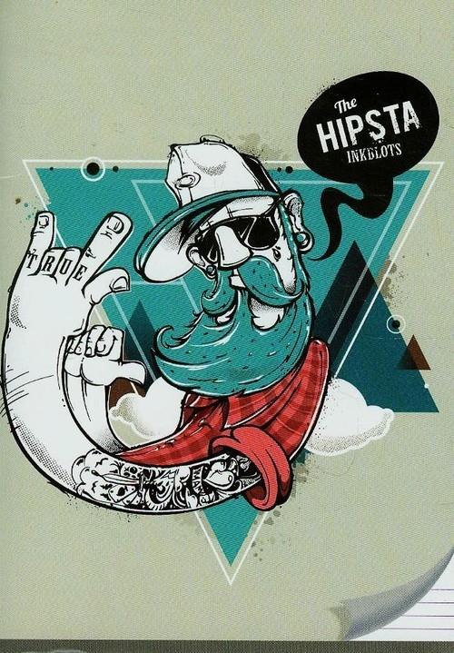 Zeszyt A5 w linie 96 kartek Hipsta