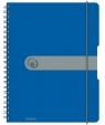Brulion na spirali Easy Orga A4/80k w kratkę (11293065)