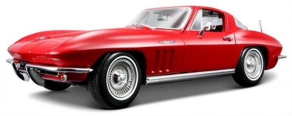 Chevrolet Corvette 1965 (red)