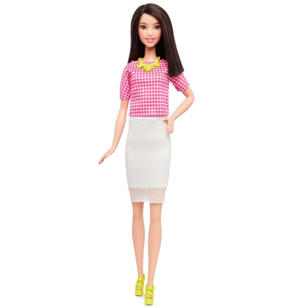 BARBIE Fashionistas White (DGY54/DMF32)