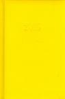 Kalendarz 2016 Książkowy B6D żółty