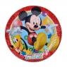Talerz papierowy 20cm (8szt.) Mickey