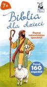 Biblia dla dzieci Opowieści + zagadki Czapczyk Paweł