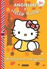 Angielski z Hello Kitty Mozaikowe naklejanki żółte
