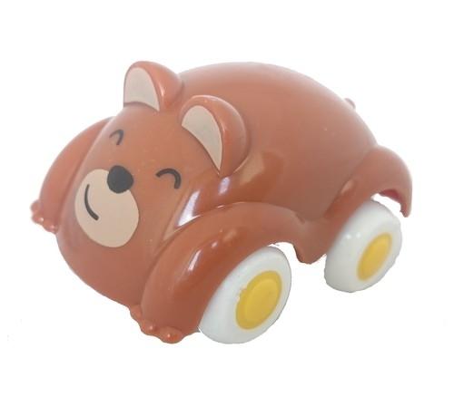 Wesołe autka Mini Chubbies miś