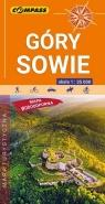 Mapa tur. wodoodporna Góry Sowie 1:35 000 w.2020