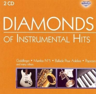 Diamonds of Instrumental Hits (2CD) praca zbiorowa