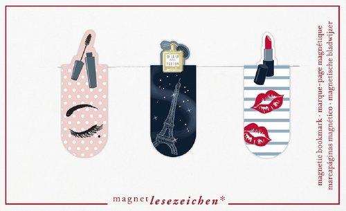 Zakładki Magnetyczne Beauty 3 sztuki