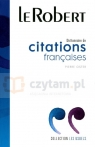 Dictionnaire de citations francaises Pierre Oster