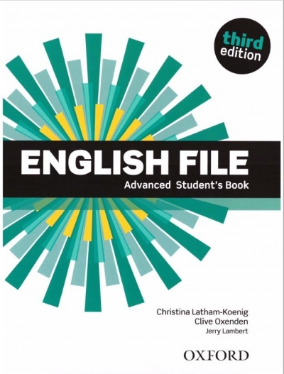 English File 3E Advanced Student's Book Oxenden Clive, Latham-Koenig Christina