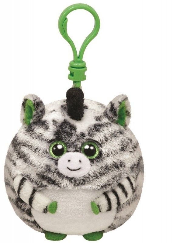 TY Beanie Ballz Oasis - Zebra 8,5 cm (38340)