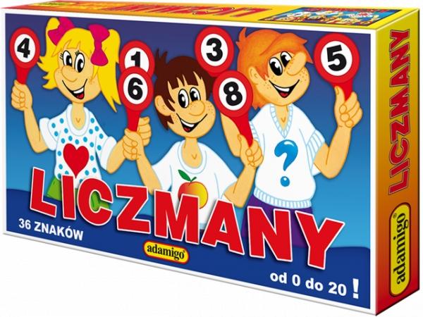 Liczmany - układanka (3020)